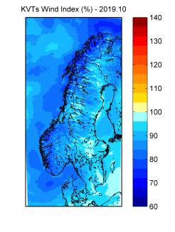 Wind Index 2019-10