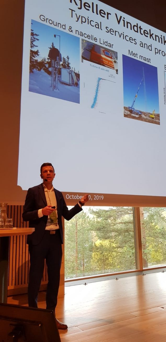 The cost of uncertainty presented at WindFinland