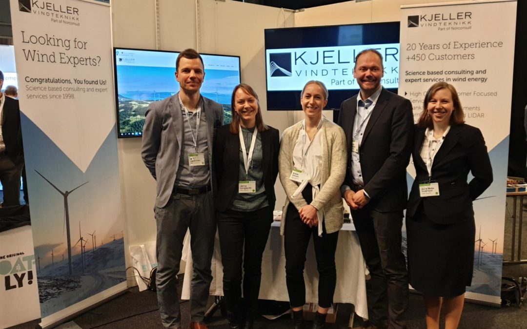 Kjeller Vindteknikk strongly present at WinterWind 2020 conference
