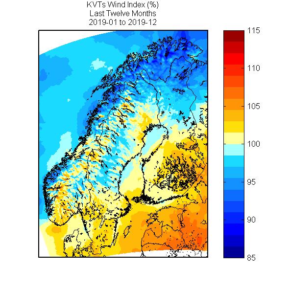 Wind Index 201901-201912